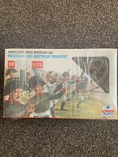 ESCI Prussian And Austrian Infantry 1815 Scale 1:72 No 226 Brand New In Box