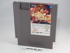WORLD CHAMP NINTENDO NES PAL A ITA ITALIANO CARTUCCIA ORIGINALE