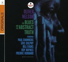 Blues & The Abstract Truth - Oliver Nelson (2007, CD NIEUW)