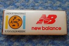 INTERNATIONAL MODERN PENTATHLON FEDERATION NEW BALANCE PARTNER PIN BADGE