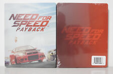 Need for Speed Payback Collectible Steelbook ONLY (Xbox One / PS4 Compatible)