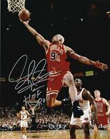 Dennis Rodman Autographed Signed 8x10 Photo ( HOF Bulls ) REPRINT