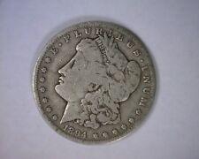 KEY DATE 1894O MORGAN SILVER DOLLAR UNITED STATES COIN 1894 O