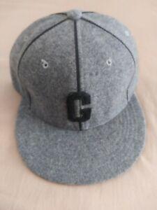 NEGRO LEAGUES Baseball Classics Embroidered BIGBOY GEAR G hat 7 5/8 Cap Hat vtg