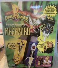 1994 Mighty Morphin Power Rangers Remote Controlled Megazord w/ Original Box VGC