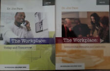 Dr. Joe Pace Professional Development Series Textbooks 1-4 The Workplace Books