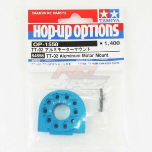 Tamiya 54558 RC Car TT-02 Aluminum Motor Mount TT02/TT02B/TT02R Hop Ups Parts
