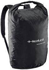 Held Waterproof Rain Pouch Black Motorcycle Rucksack Helmet Bag Bike Backpack