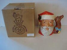 Royal Doulton Large Character Jug Santa Claus 1982 - FREE SHIPPING