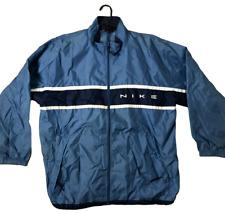 90s VTG NIKE Air Jacket - Large - Vintage LOGO Sport - Raincoat