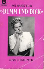Dumm und Dick von Rosmarie Buri /  Band 41422 / #2366