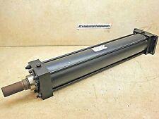 "Schrader Bellows    4""  bore  X  22""  stroke   pneumatic cylinder"