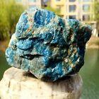 771G+Natural+Blue+phosphate+crystal+Ore+rock++specimen+Healing+Madagascar