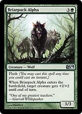 Briarpack Alpha X4 NM M14 Core Set MTG Magic Cards Green Uncommon