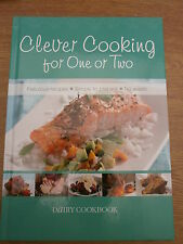 Clever Cooking for One or Two: Dairy Cookbook by Kathryn Hawkins, Kate Moseley,