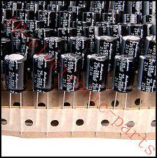10pcs 680uf 25v Electrolytic Capacitors 25v680uf Low Impedance Rubycon JAPAN