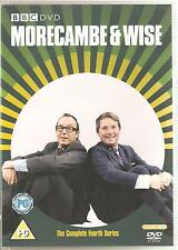 MORECAMBE & WISE 2 DVD BOX SET - THE COMPLETE FOURTH SERIES - 4th