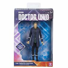Doctor Who - 12th Doctor in Grey Hoodie 14cm Figure  *BRAND NEW*