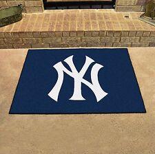 "New York Yankees 34"" x 43"" All Star Area Rug Floor Mat"