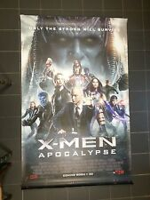 Large movie banner / poster - X Men / Apocalypse ( 240 x 150 cm.)