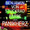 BENJAMIN VON STUCKRAD-BARRE - PANIKHERZ 6 CD NEW STUCKRAD-BARRE,BENJAMIN VON