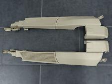 BMW Serie 5 E61 550LCi Cubierta revestimiento TRONCO cream 7050356 7050355