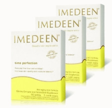 NEW IMEDEEN TIME PERFECTION 180 tablets,3 month supply EXP. 2019 UK BNIB **