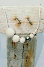 Collier Bora Bora véritable perle de TAHITI