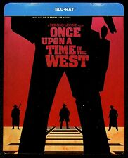 PLTS Once Upon a Time in the West (1968) BLU-RAY Steelbook UK EDITION D256008