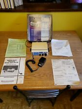 Ray Jefferson Model 5900 marine radio in box with documents