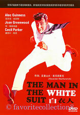 The Man in the White Suit (1951) - Alec Guinness, Joan Greenwood - DVD NEW