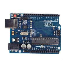 ATMEGA16U2 Version Uno R3 MEGA328P Board mit USB Kabel kompatibel mit Arduino