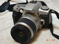8 PIN SONY Alpha fit Digital Minolta 28 80mm D AF Zoom + front cap + filter