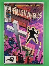 Fallen Angels #2 (Marvel, May 1987)