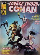 Savage Sword of Conan # 9 (1975)