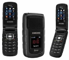 Samsung Rugby II A847 2MP 3G GPS MobilePhone Black Unlocked 1300mAh AT&T