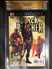 Black Panther #29 CGC SS 9.6 Signed by Arthur Suydam