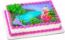 New Barbie Diamond Castle Cake Topper