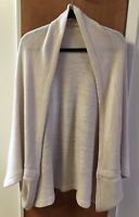 Soft Surroundings Cozy Oversized Knit Cardigan Cape Wrap Women's Size OS