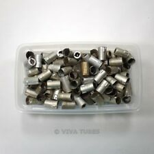 Lot of 120 Pieces 12 Pin Mini 12AX7 Size Tube Shields