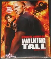 WALKING TALL 2004 SPECIAL EDITION usa blu-ray NEW SEALED dwayne the rock johnson