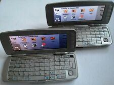 Silver Nokia 9300 Communicator Smartphone Unlocked Grade B