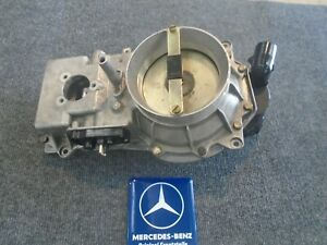 1988 560SL R107 MERCEDES-BENZ OEM FACTORY AIR FLOW METER FUEL DISTRIBUTOR