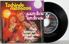 """7"""" Vinyl - SANDRA + ANDRES - Tschinderassassa"""