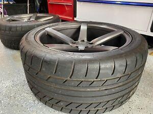 vossen cv3 20x10.5 matte graphite Infiniti, mustang, Honda, Lexus 5X114.3