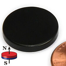"CMS Magnetics® Strong N50 Neodymium Disc Magnet 3/4""x1/8"" EPOXY Coated 10 Pieces"