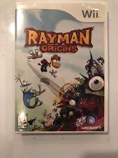 Rayman Origins Nintendo Wii Brand New Sealed