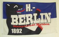 FAHNE FLAGGE 2607 BERLIN  DIE Hauptstadthelden Deine Stadt
