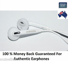 GENUINE Samsung Galaxy S6 Note Edge Handsfree Headphone Earphone S5 S4 S3 Note 4