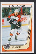 Panini 1989-1990 NHL Ice Hockey Sticker No 296 - Pelle Eklund - Flyers